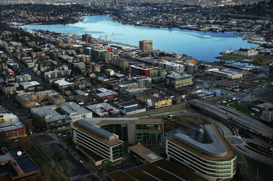 Scroll through to check out five apartments listed for less than $1,820, the median one-bedroom rent in Seattle according to Zumper.Then, keep scrolling to see where Seattle landed on the list of 10 U.S. cities with the most expensive median rents in February.  Photo: SEATTLEPI.COM / SEATTLEPI.COM