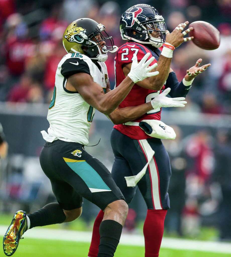 Texans Quintin Demps on his future A J Bouye Pay the man