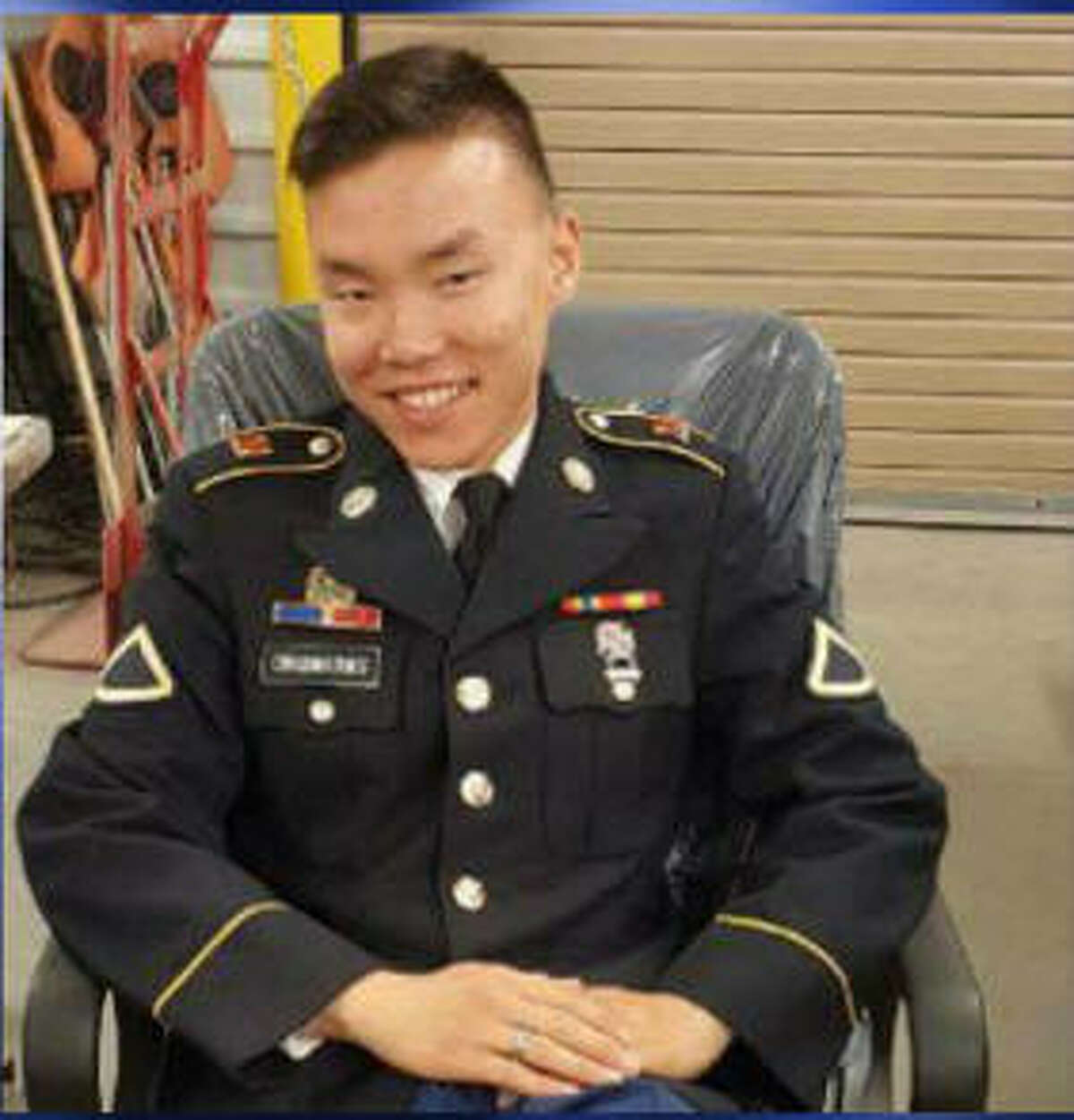 Missing soldier Jake Obad-Mathis, a U.S. Army soldier based at Fort Bliss in West Texas, hasn't been heard from since Dec. 19, 2016. He's considered AWOL.