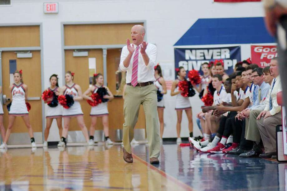 Clear Lake boys' head basketball coach Tommy Penders says there are no easy games awaiting his team in District 24-6A basketball action. Photo: Kirk Sides / © 2014 Kirk Sides / Houston Community Newspapers