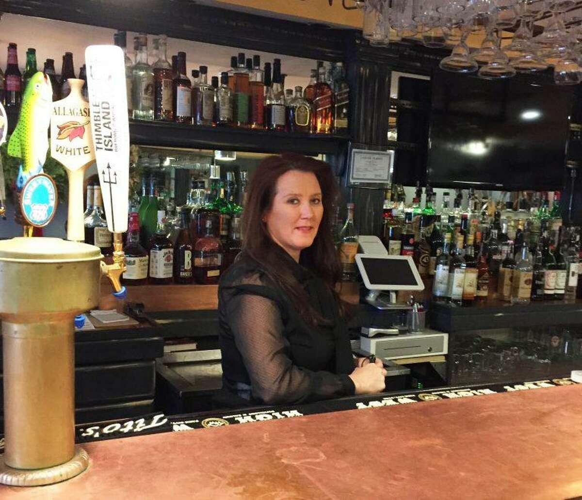 Greer Fredericks just opened Peaches Southern Pub & Juke Joint in Norwalk.