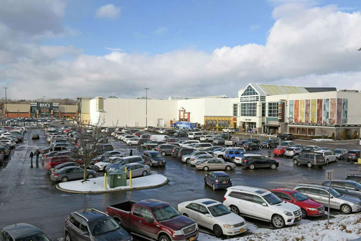 A 200-room hotel has been proposed for Crossgates Mall by mall operator Pyramid Management Group for a 12.7-acre site on Western Avenue. (Michael P. Farrell/Times Union)