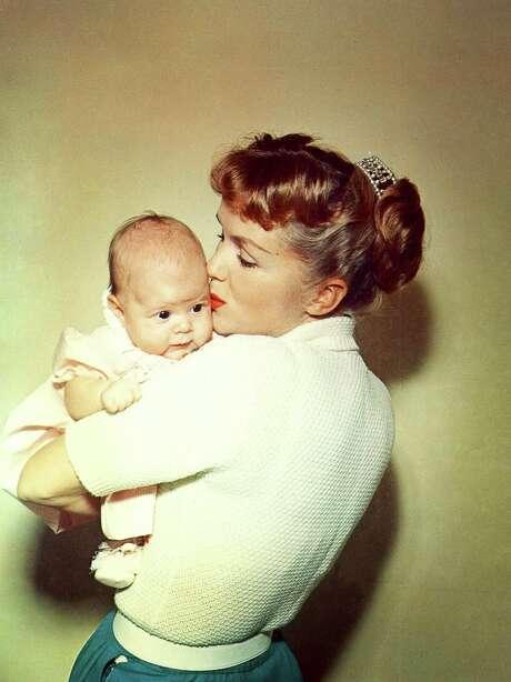 Carrie Fisher, movie star mom Debbie Reynolds.