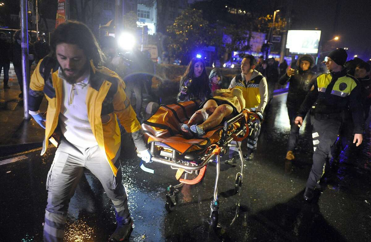 January 1, 2017 39 Turks and foreigners were killed during an attack at a popular nightclub in Istanbul. An armed assailant opened fire during New Year's celebrations.