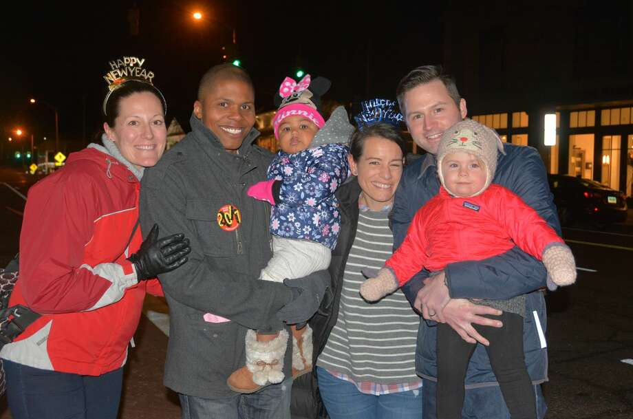 Westport rang in 2017 at the 23rd annual Westport First Night on December 31. Festivities included music, family-friendly activities and fireworks. Were you SEEN? Photo: Vic Eng / Hearst Connecticut Media Group