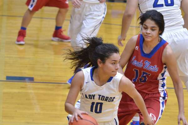 Larizza Cantu had 13 points and four steals for Cigarroa on Saturday. The Lady Toros lost a pair of games to finish in fourth place overall in the tournament in La Joya.