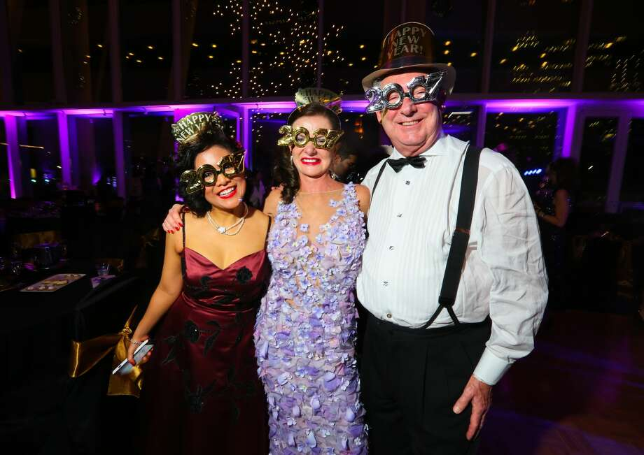 sights from the ars lyrica new years eve gala at the hobby center for performing arts