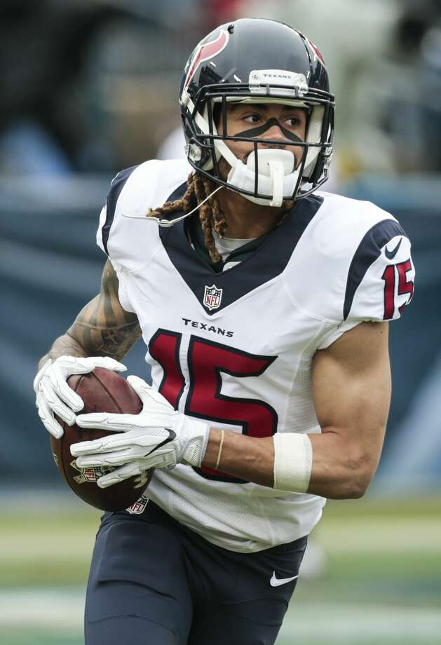 As a rookie, Texans wide receiver Will Fuller spent his first NFL season absorbing knowledge about the Texans' playbook, polishing his route running and how to fight through press coverage. Photo: Brett Coomer/Houston Chronicle