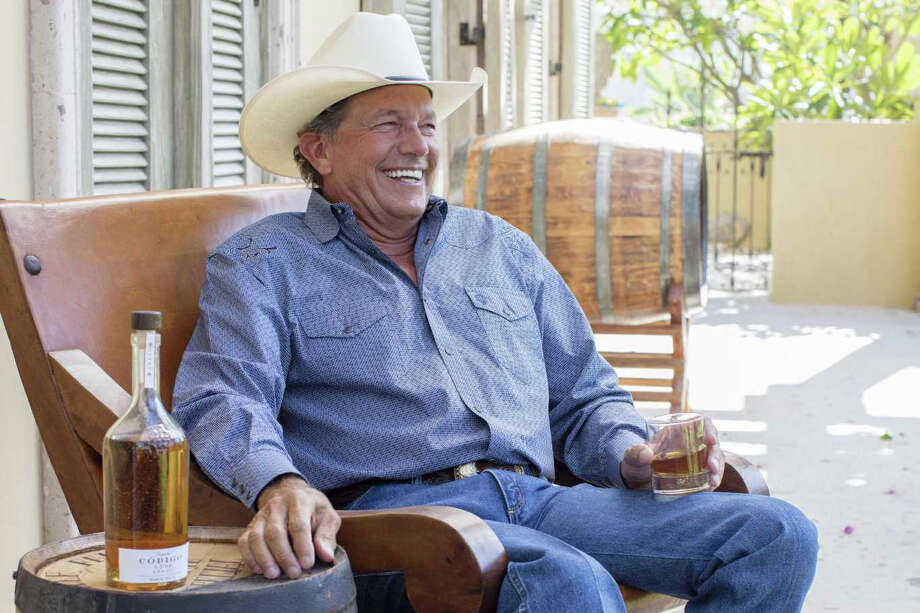 George Strait: Código tequila partner