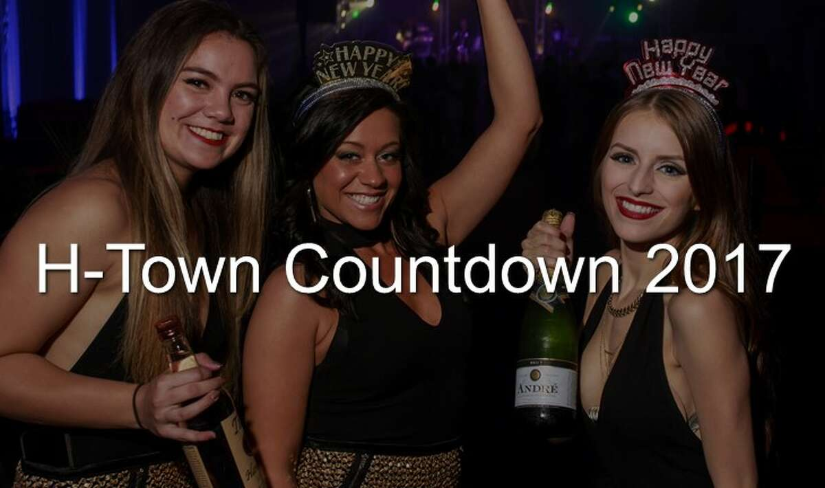 Continue clicking to see the celebrations at Silver Street Studio's H-Town Countdown 2017.