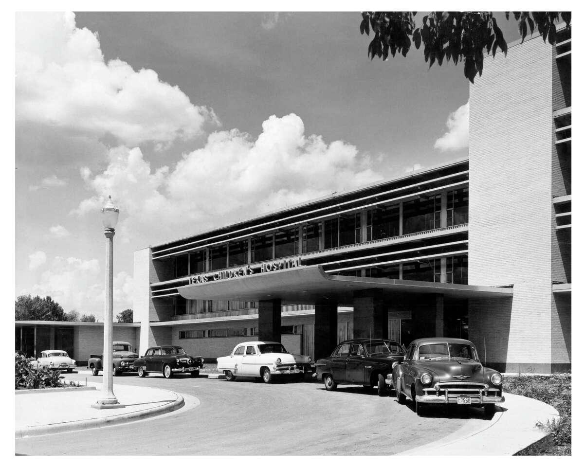 Texas Children's Hospital opened on Feb. 1, 1954.