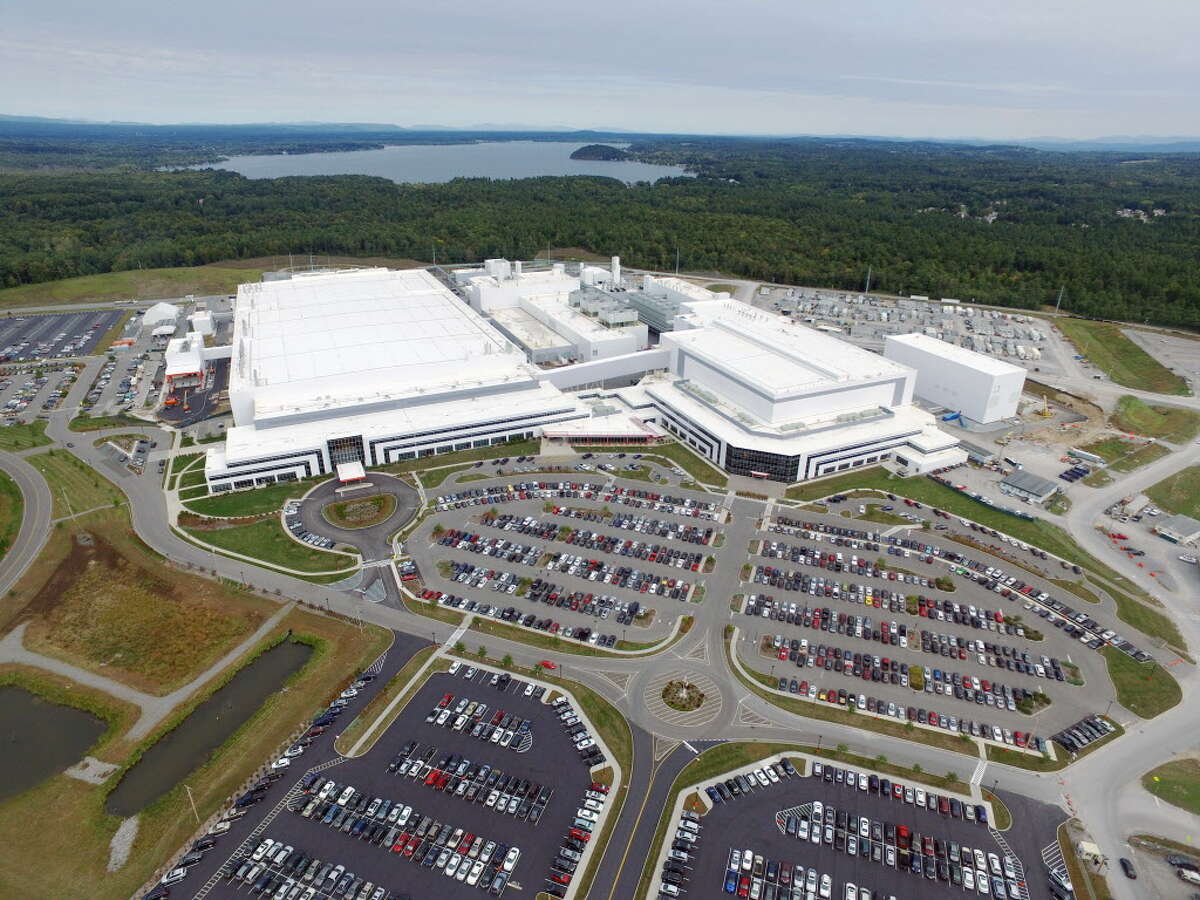 GlobalFoundries' Fab 8 campus in Malta employs roughly 3,300 people. Source: GlobalFoundries