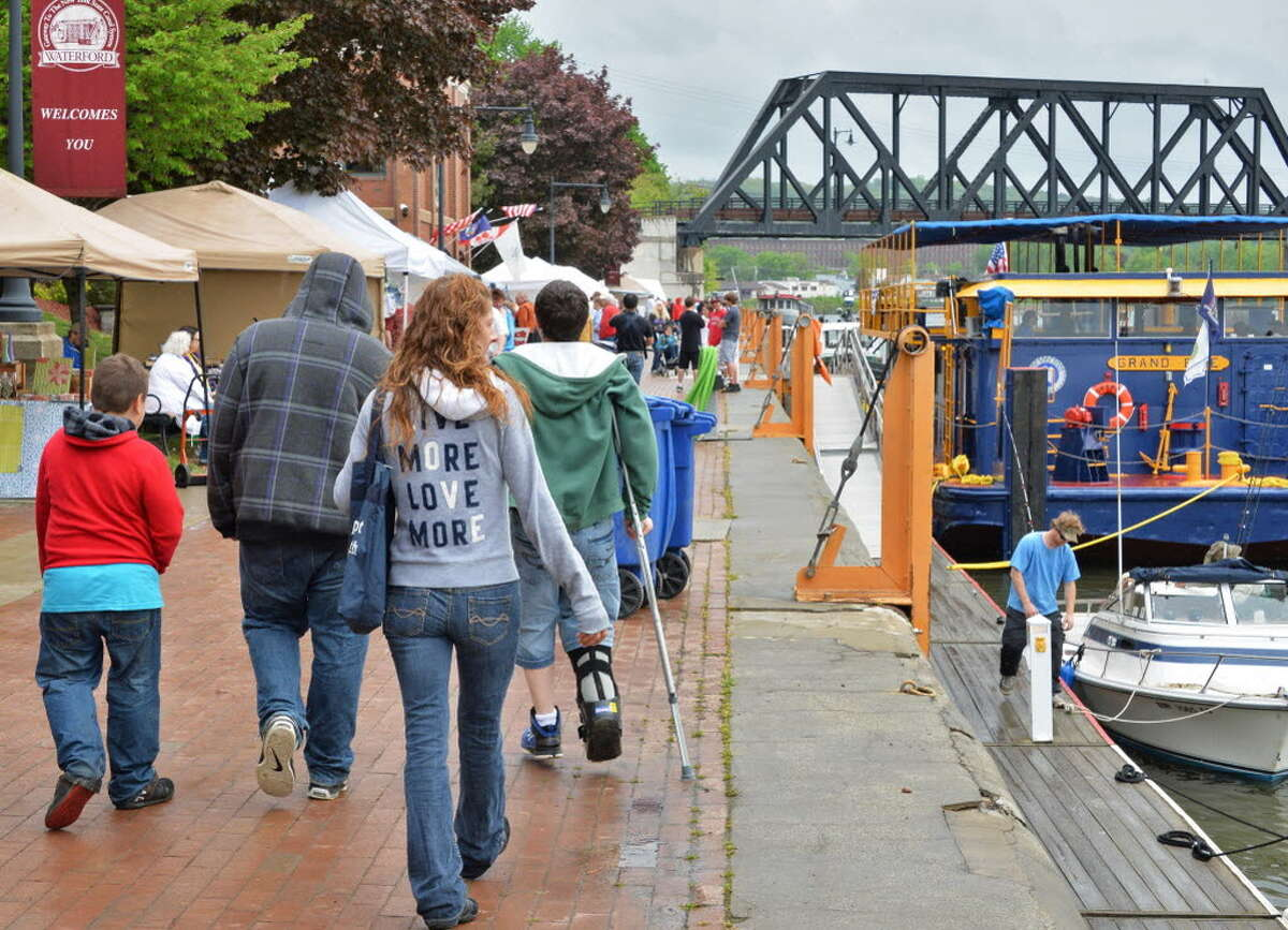 Waterford Canal Festival is back Saturday celebrating the 100th anniversary of the opening of the New York State Barge Canal. Learn more.
