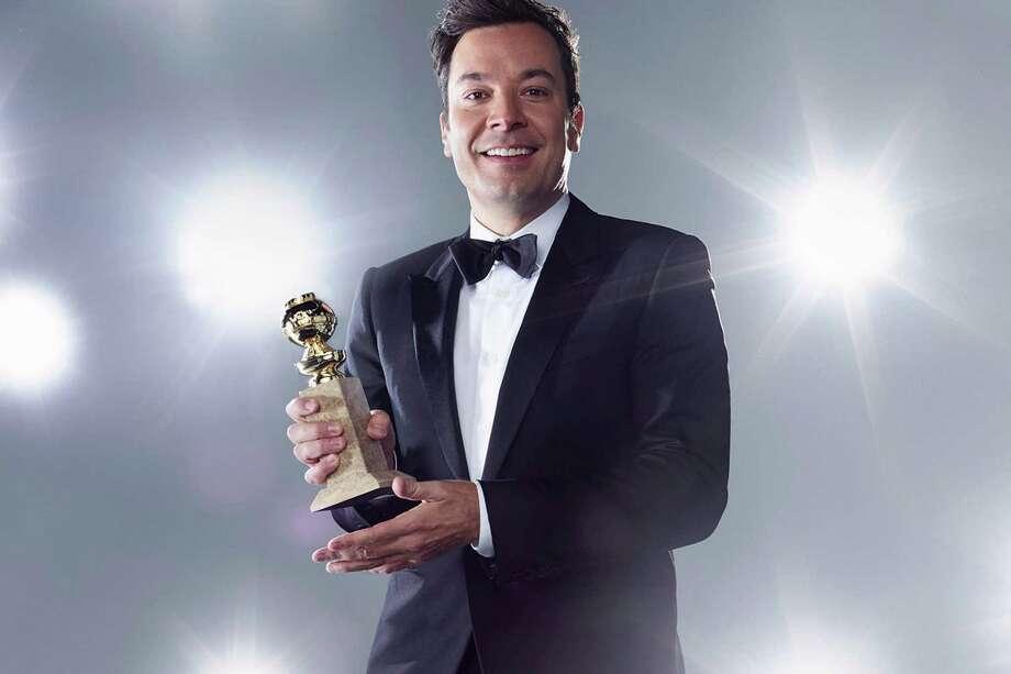Jimmy Fallon, The Golden Globes   Photo Credits: NBC, Peggy Sirota/NBC / 2016 NBCUniversal Media, LLC