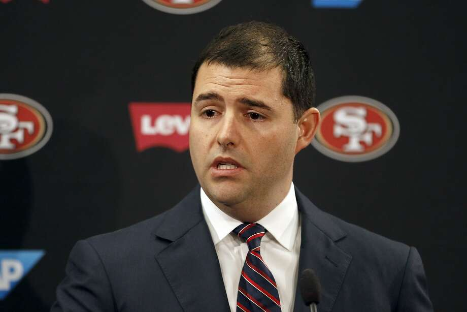 Jed York and Paraag Marathe will once again be the ones hiring the 49ers next general manager and head coach. This is basically the same pair that decided to keep general manager Trent Baalke too long among other poor choices. Will they get it right this time? Here are some reasons for optimism. Photo: Tony Avelar, Associated Press