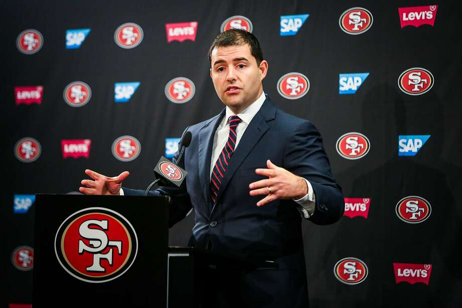 San Francisco 49ers CEO Jed York Photo: Gabrielle Lurie, The Chronicle