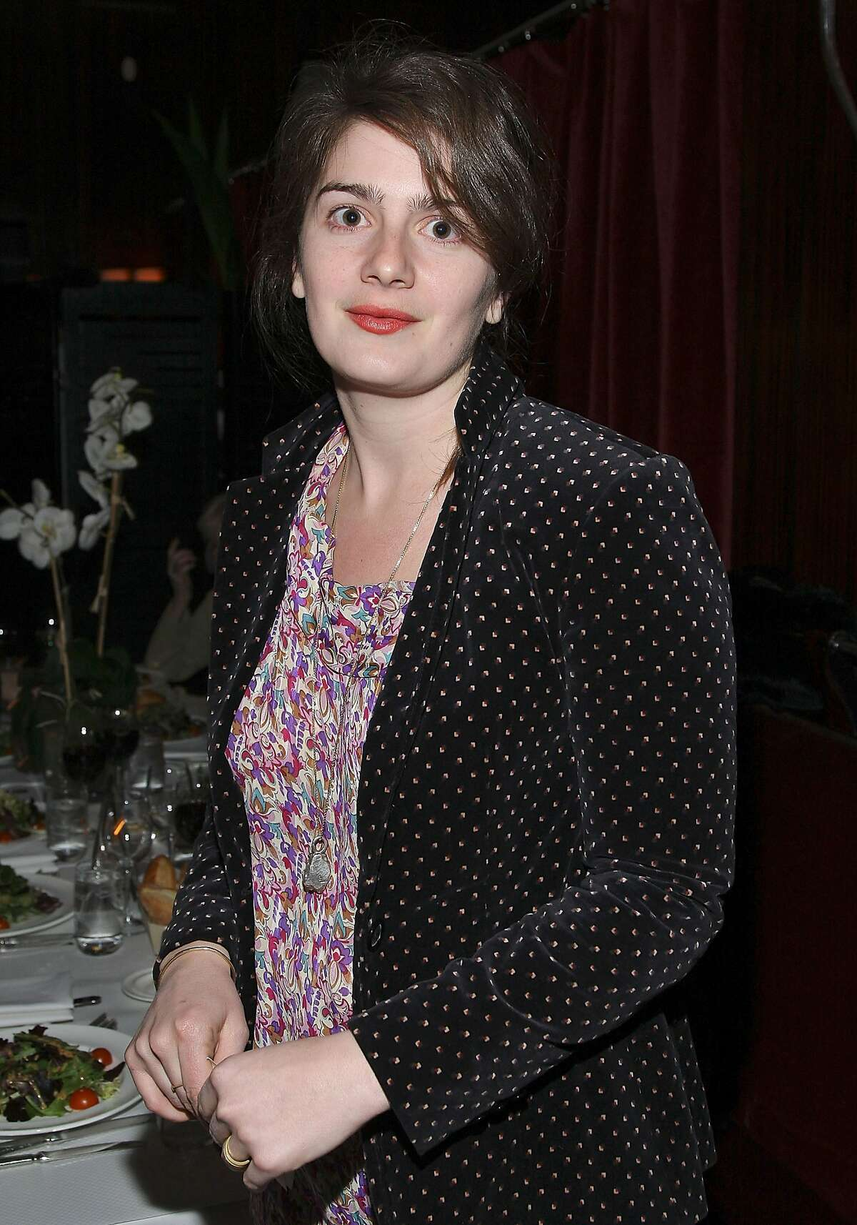 What you do with your placenta Gaby Hoffman (