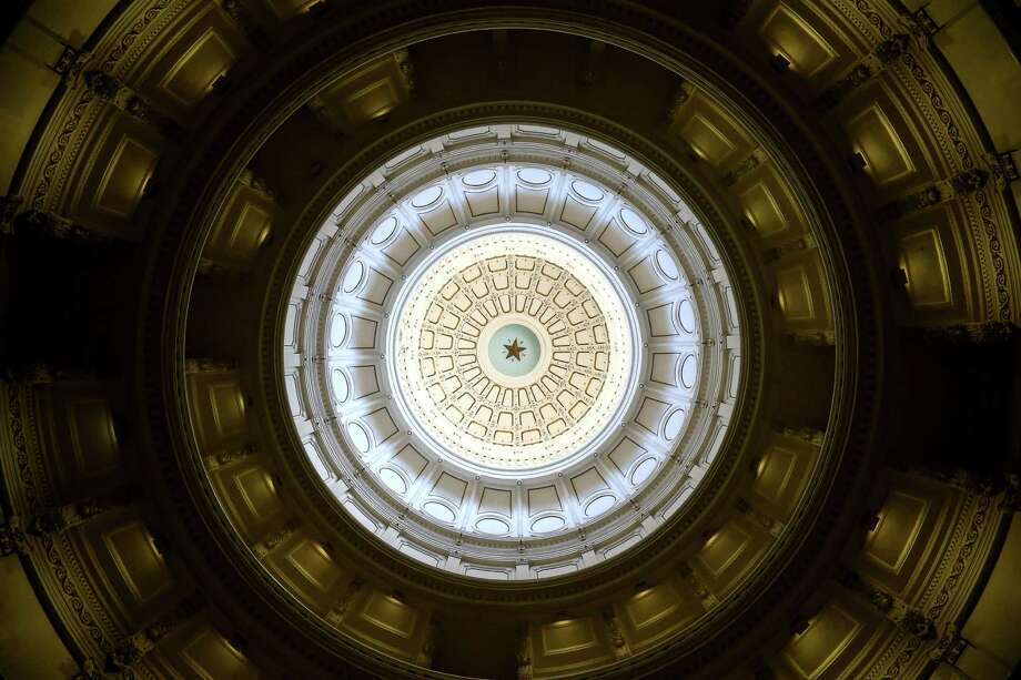 The rotunda at the Texas Capitol is seen Wednesday, Oct. 12, 2016, in Austin. Photo: Houston Chronicle / © 2015  Houston Chronicle