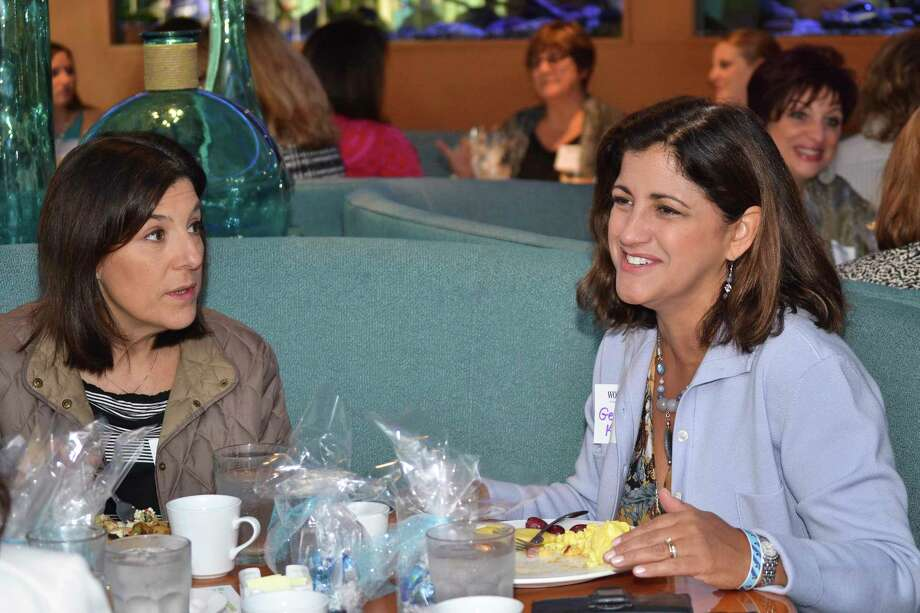 Were you Seen at the Women@Work Connect event -- Food is Big Business! -- with special guest Maile Carpenter, editor of Food Network magazine, held at Reel Seafood in Colonie on Thursday, Oct. 6, 2016? Photo: Colleen Ingerto / Times Union