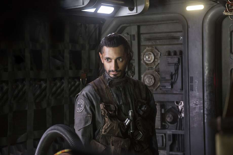 """Rogue One,"" the No. 1 box office film of 2016, has made a worldwide gross of almost $1.1 billion. Photo: Jonathan Olley, Associated Press"