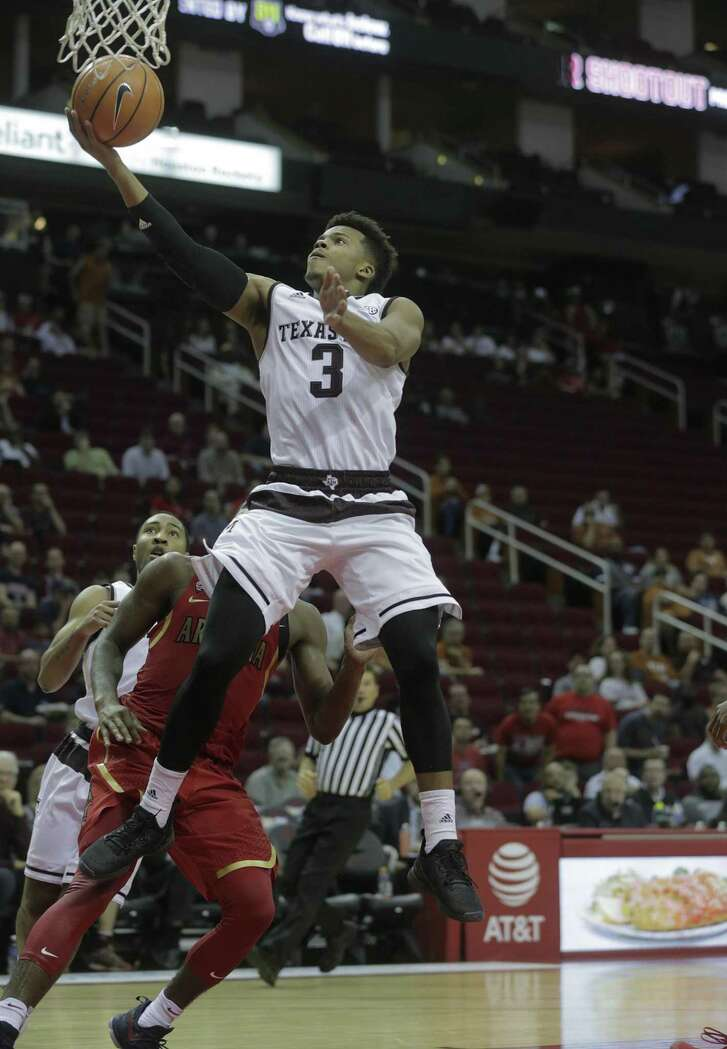 Admon Gilder, a shooting guard by nature, has been called upon to play the point at times for the perimeter-thin Aggies.
