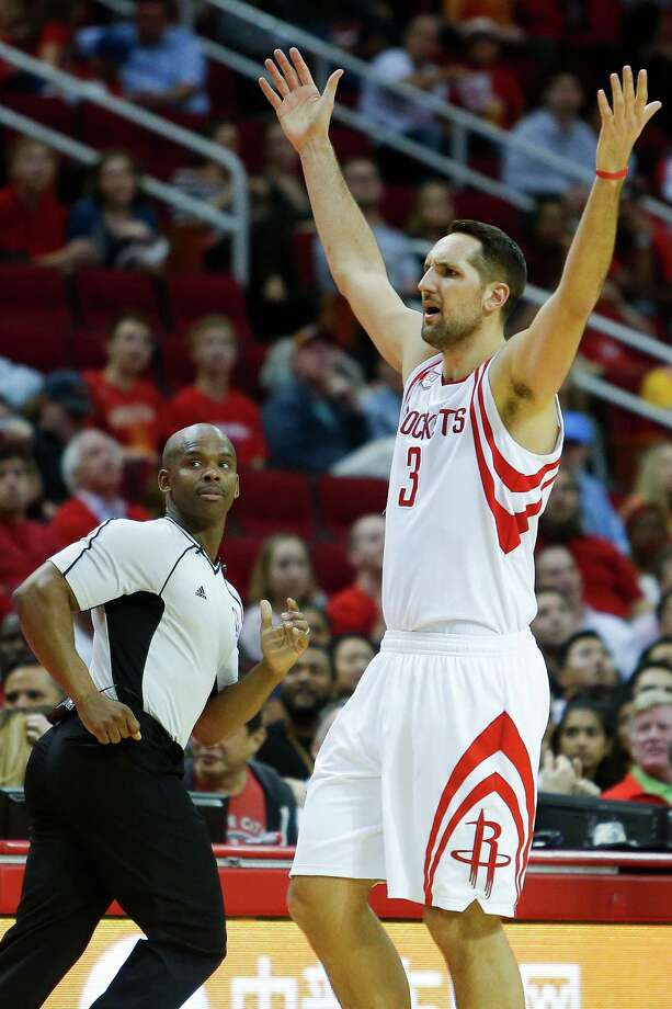 Ryan Anderson will face a former team when the Rockets visit the Magic on Friday at 6. Photo: Michael Ciaglo, Houston Chronicle / © 2016  Houston Chronicle