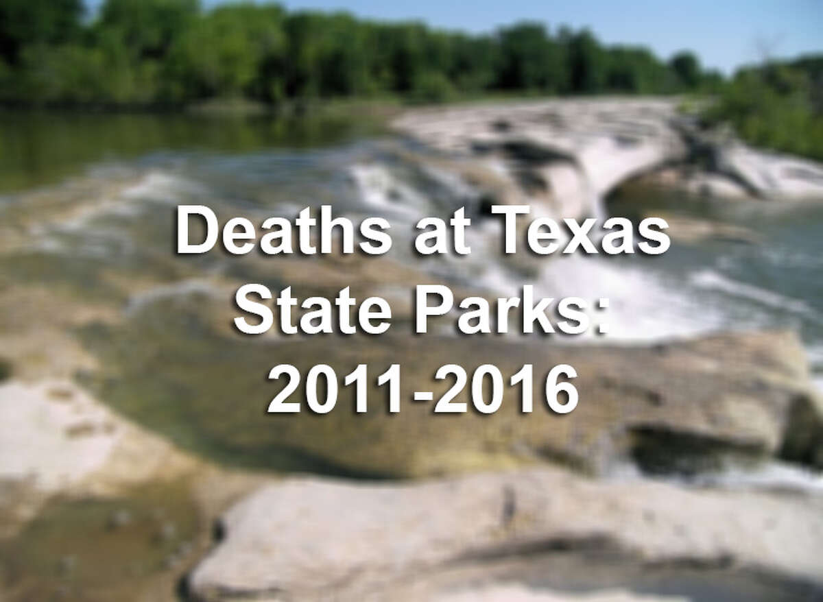Records obtained from the Texas Parks and Wildlife Department by mySA.com show there were 66 deaths at Texas State Parks over a five-year span, with causes ranging from explosions and falls to sex.