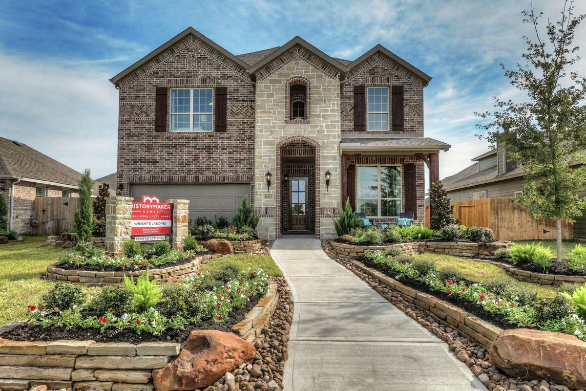 HistoryMaker Homes opened a model home in the Spring community of Wright?'s Landing last year. The longtime Dallas-Fort Worth builder is expanding in Houston. Keep going to see Houston's top builders by sales in 2016.