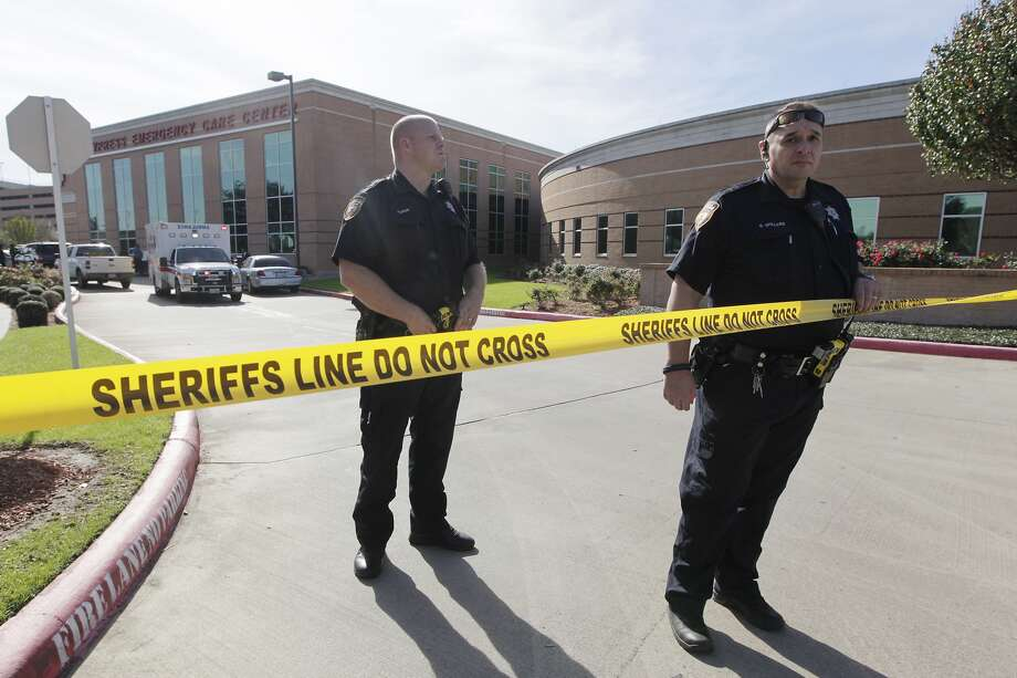 Deputies shoot gun-wielding man inside Cypress hospital ER - Houston ...