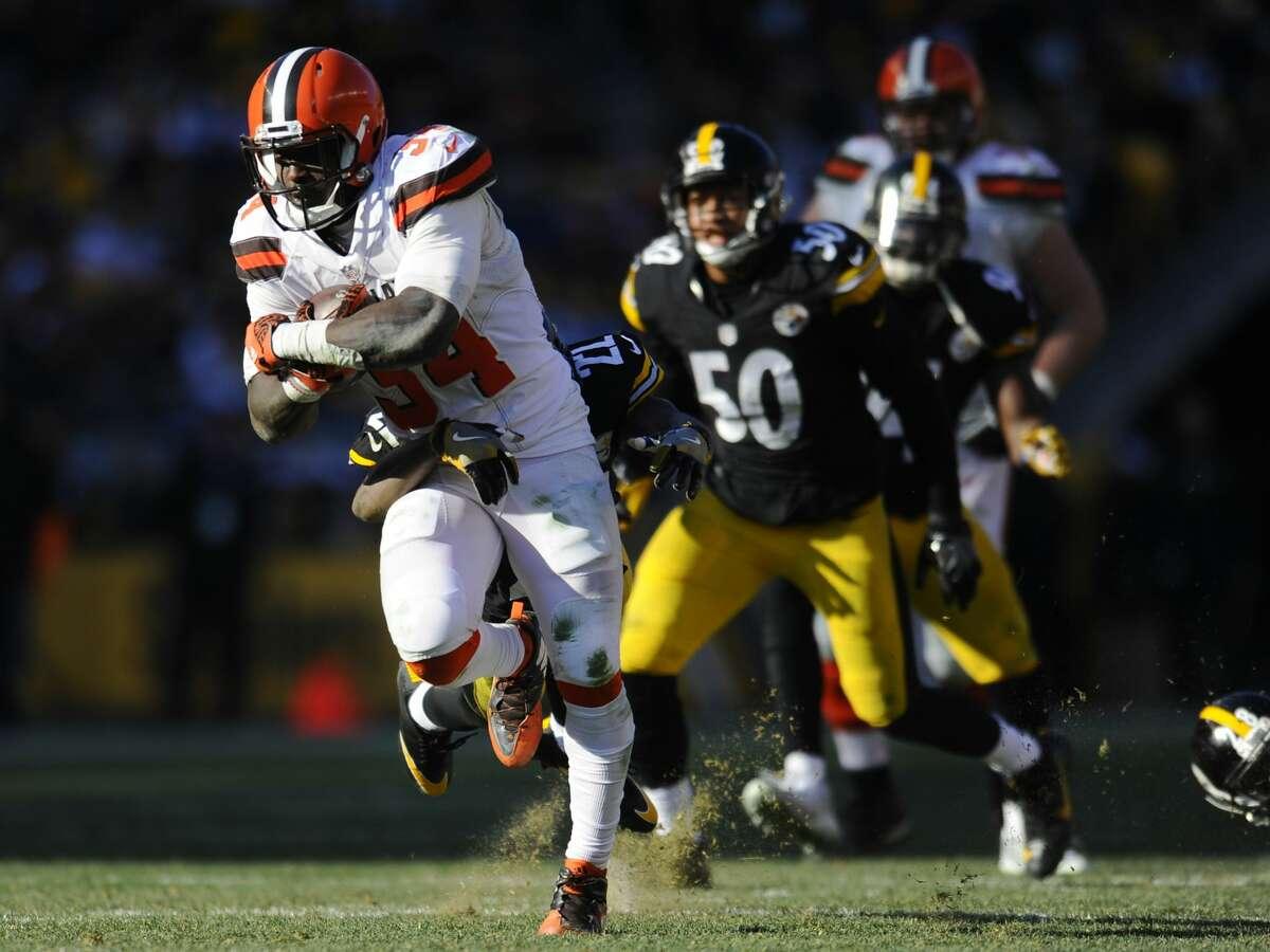 31(Last week: 30): Cleveland Browns (1-15)