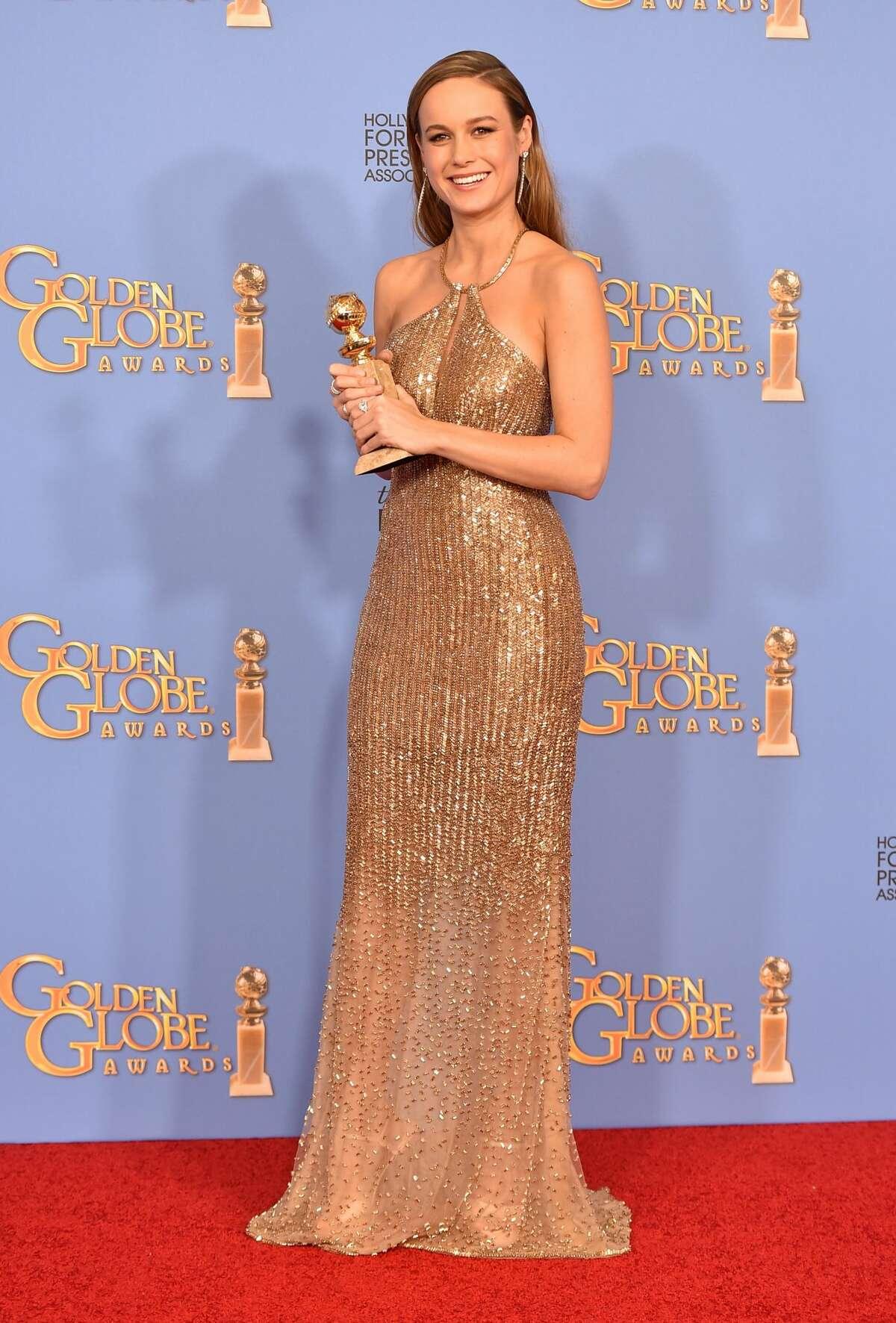 Actress: Brie Larson Movie:Room, 2015