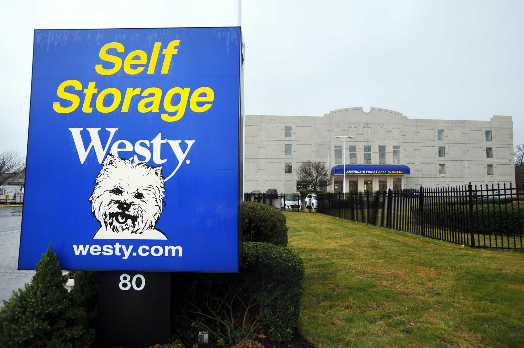 Room To Grow: Westy Self Storage Center Plans Stamford Expansion    StamfordAdvocate