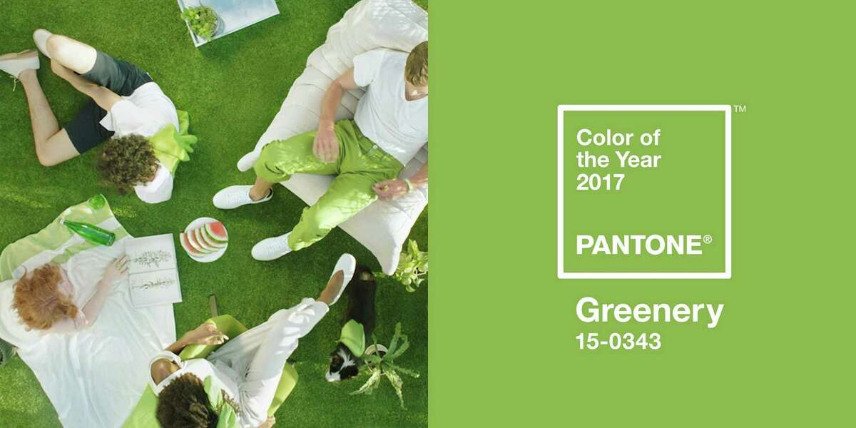 Leatrice Eiseman, Pantone's executive director said 2017s greenery color of the year will provide us with the reassurance we yearn for amid a tumultuous and political environment.