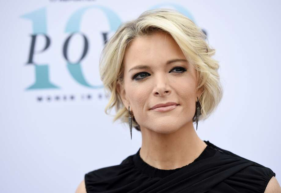 Journalist Megyn Kelly poses at The Hollywood Reporter's 25th Annual Women in Entertainment Breakfast at MILK Studios on Wednesday, Dec. 7, 2016, in Los Angeles. (Photo by Chris Pizzello/Invision/AP) Photo: Chris Pizzello, Associated Press