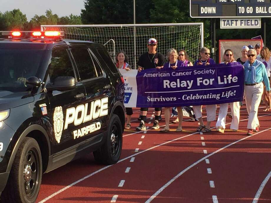 The Relay For Life of Fairfield Planning Committee is seeking nominations of Fairfield residents for the positions of Adult Honorary Chair and Youth Honorary Chair for 2017. Photo courtesy of the American Cancer Society. Photo: Contributed / Contributed