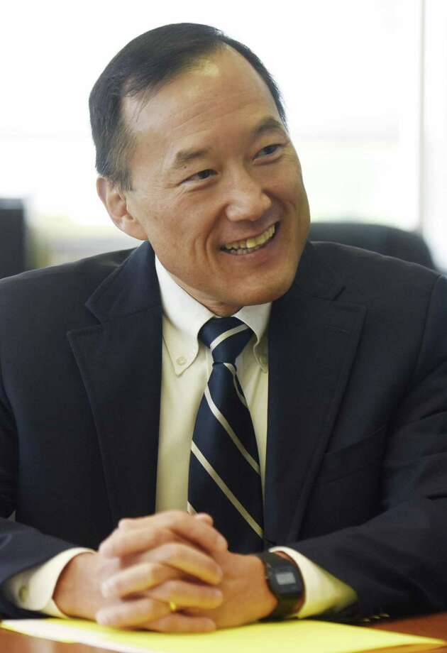 Superintendent of Stamford Public Schools Earl Kim Photo: Tyler Sizemore / Hearst Connecticut Media / Greenwich Time