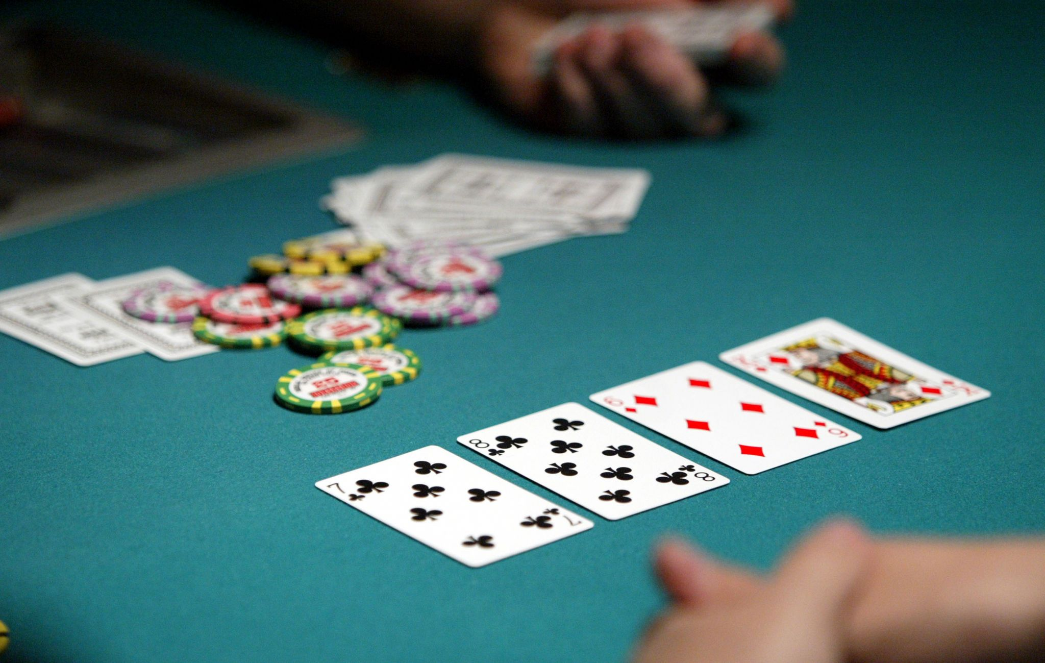 Poker clubs operating in Texas despite state's stance