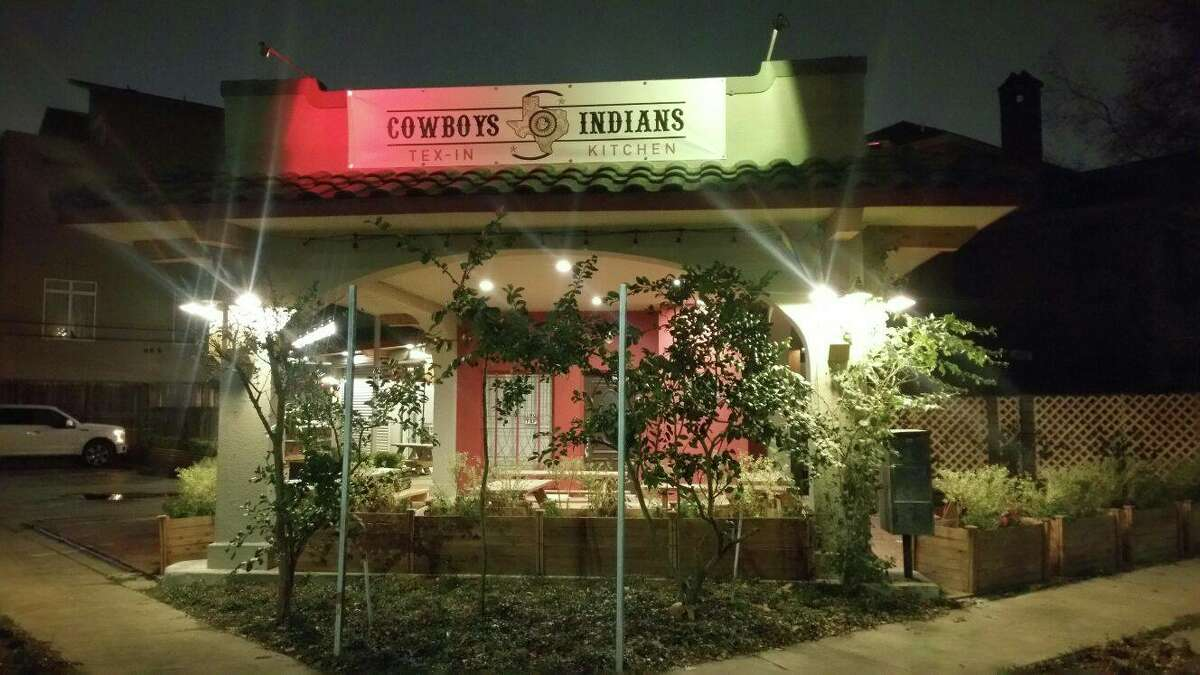Cowboys & Indians Tex-In Kitchen, 1901 Taft, in Montrose.