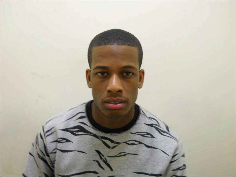 Dhakedi Jackson, 19, was convicted Tuesday on a 2015 gun charge and will spend at least two years in jail. Photo: Stamford Police / Contributed