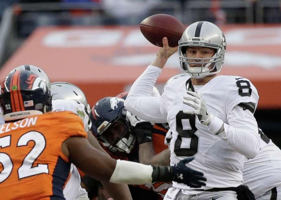 Texans Vs Raiders To Play Playoff Game At 3:35 CT Saturday