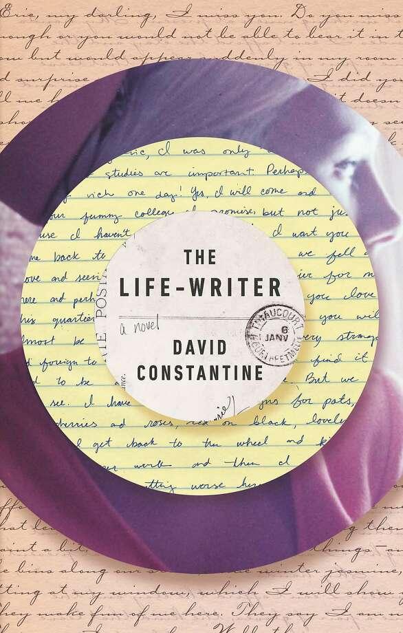 """The Life-Writer"" Photo: Biblioasis"