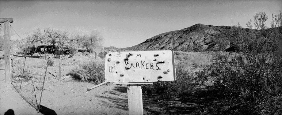 A view of the Barker Ranch in Death Valley, the last place Manson moved his Family before their arrests. Manson told his followers that it was there they'd await the coming race war and emerge to rule the world. But things fell apart quickly in Death Valley. Several followers left, and the remaining followers struggled to find food. Photo: Vernon Merritt III/The LIFE Picture Collection/Getty Images