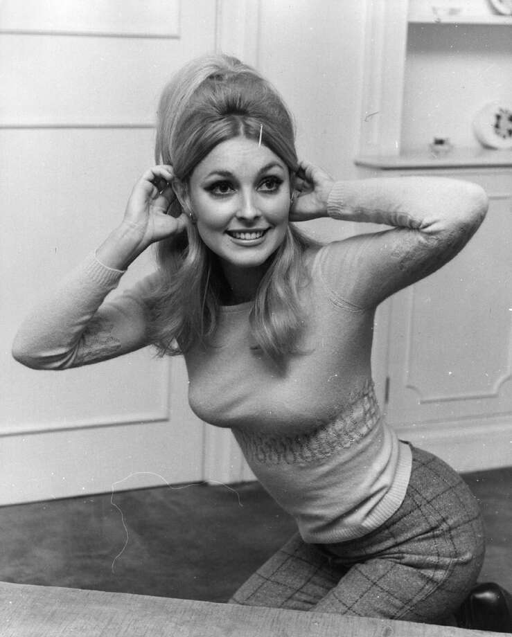 American actress Sharon Tate poses for a photo in the 1960s. Tate was born in Texas in 1943 and had her most famous role in the 1967 film 'Valley of the Dolls.' Photo: Keystone/Getty Images