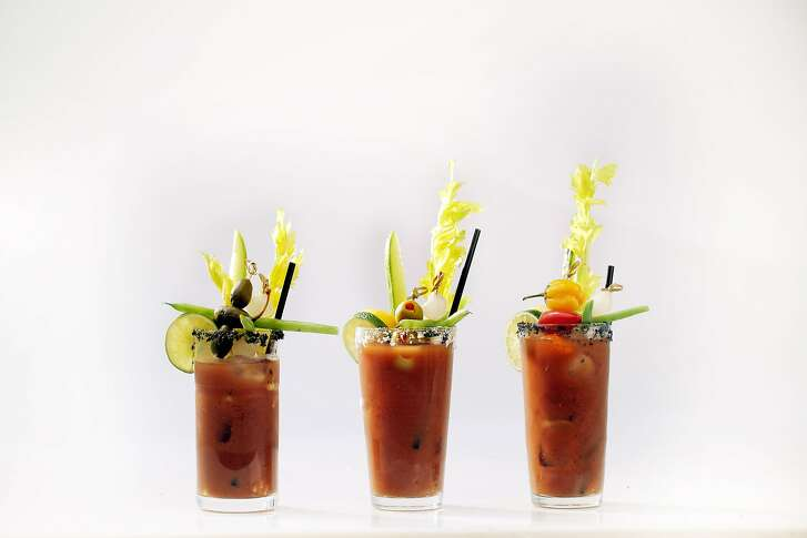 Bloody Mary shot in the Chronicle studio in San Francisco, Calif., on Tuesday, January 3, 2017.
