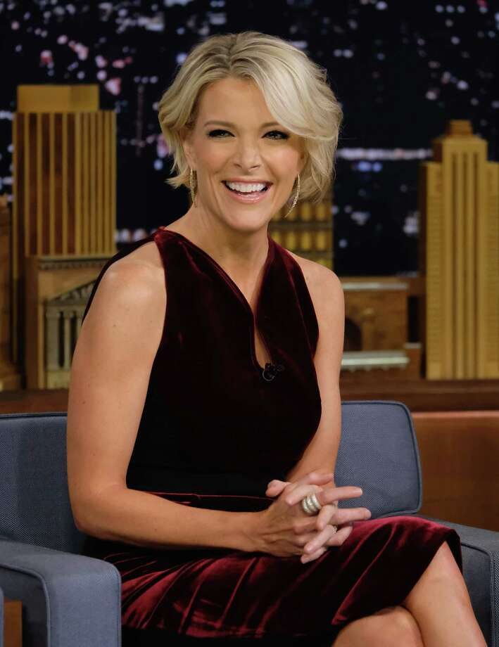 """FILE - JANUARY 3: Longtime anchor for Fox News Megyn Kelly is leaving the cable network for NBC in a multiyear deal. NEW YORK, NY - NOVEMBER 18:  Megyn Kelly Visits """"The Tonight Show Starring Jimmy Fallon"""" at Rockefeller Center on November 18, 2016 in New York City.  (Photo by Theo Wargo/Getty Images) Photo: Theo Wargo, Staff / 2016 Getty Images"""