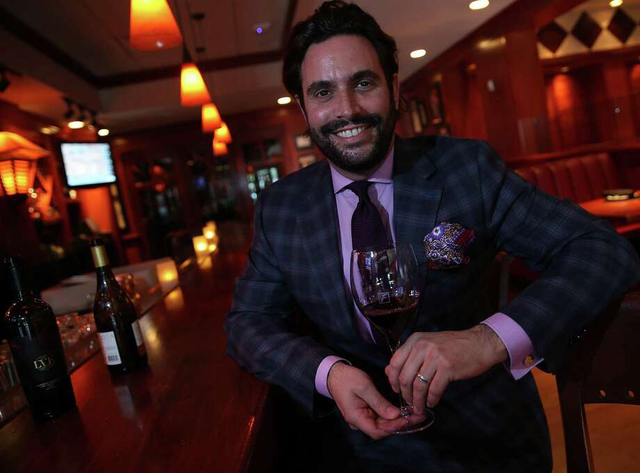 Sam Governale of Fleming's Prime Steakhouse & Wine Bar is leaving the River Oaks restaurant where he has been operating partner for eight years, to form his own restaurant development group. He plans to turn the former Teala's Mexican Restaurant space at 3210 W. Dallas into a new neighborhood restaurant and bar. Photo: Elizabeth Conley, Houston Chronicle / © 2016 Houston Chronicle