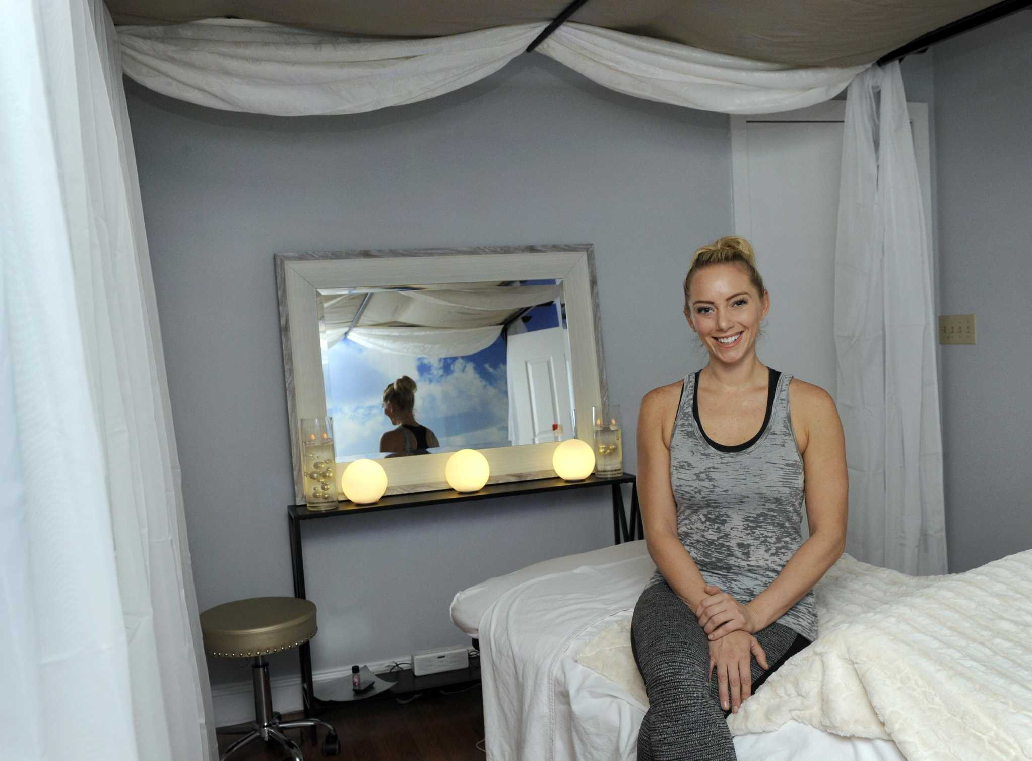 Danbury massage business expands; adds spa services