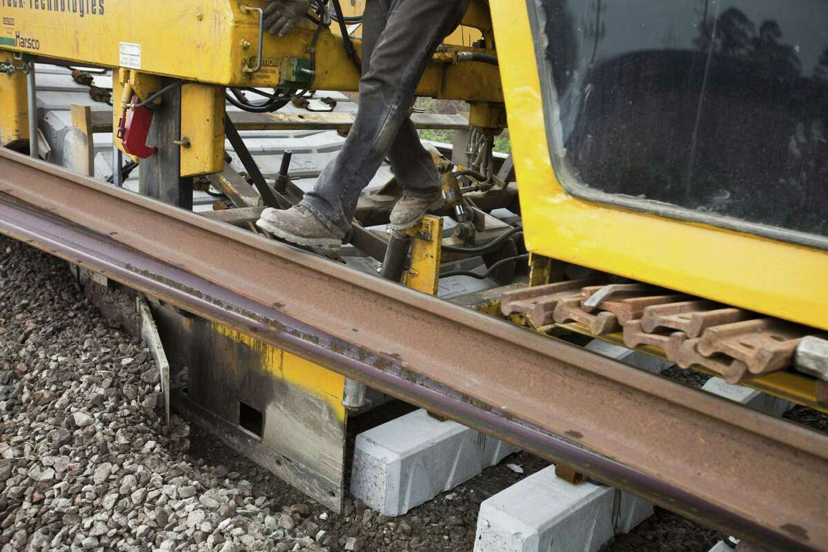 On Jan. 4, 2016, Wilton, Conn.-based Altus Capital Partners completed the sale of Denver-based Rocla Concrete Tie to Vossleh Group, a German maker of railroad infrastructure which disclosed a purchase price of $117 million. (Eric Kayne/For the Chronicle)