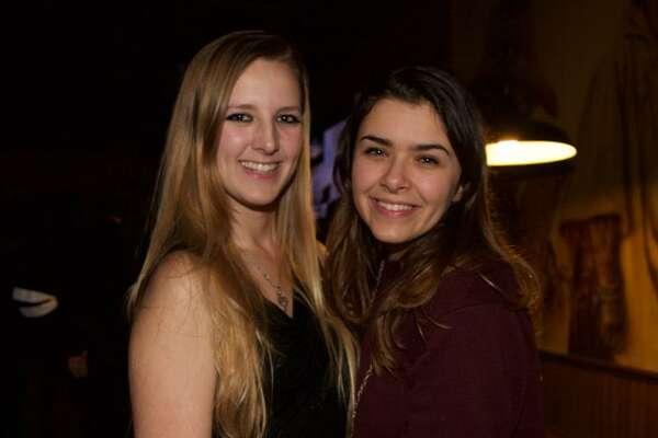 Catie Carlisle and Cristina Vasquez are at Cooteys.
