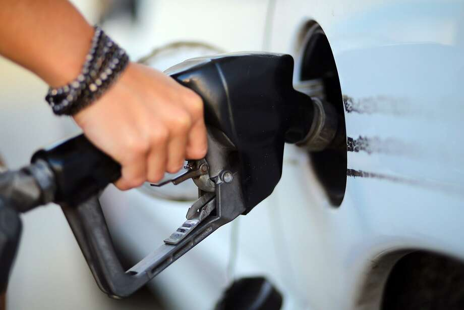 Proposed gas-tax increases and vehicle fee hikes to pay for transportation fixes are going to be a tough sell in the state Legislature. Photo: Joe Raedle, Getty Images